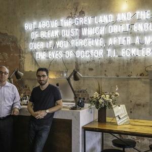 Enterprising duo opens eyewear shop on Oak Cliff s hottest
