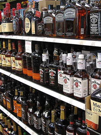 News_bourbon_booze_bottles