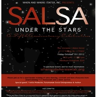 Salsa Under the Stars: A Fifth Anniversary Celebration