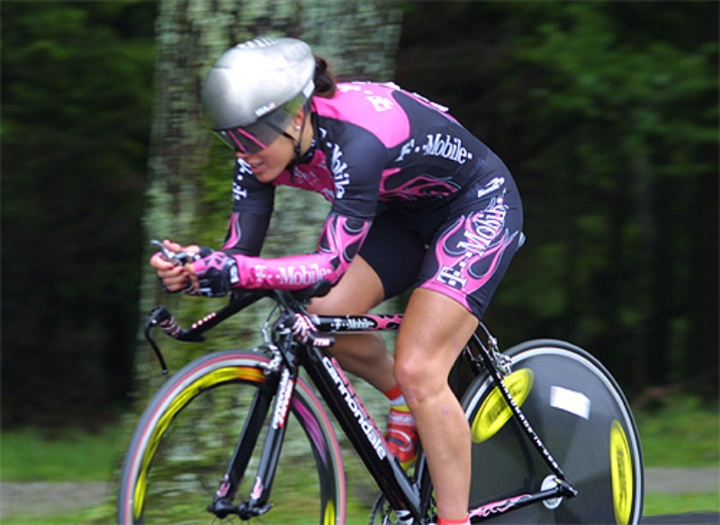 Mari Holden Cyclist Slideshow: Real Housew...