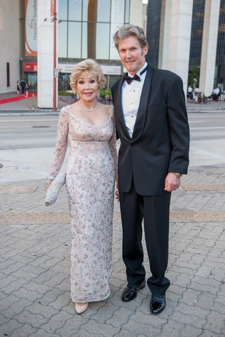 Jones Hall 50th Ball, Joanne King Herring and Beau King