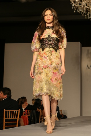 28 Marchesa fashions at Catwalk for a Cure November 2014