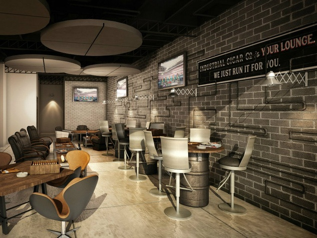 Classy Members Only Cigar Lounge And Store To Open In