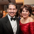 11 Adrian and Monica Garcia at the UH Downtown 40th anniversary gala January 2015