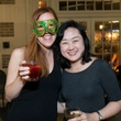 Houston Symphony YP party, Rebecca Garfield, Kiju Joh