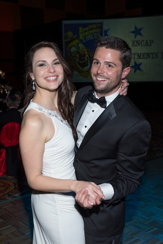 20 Melody Bailiff and Bryce Reeder at the Covenant House Gala March 2015