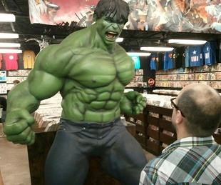 Austin Photo: News_Free Comic Book Day_Hulk