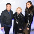 Elie Tahari, Joan Rivers and Giuliana Ranci February 2014