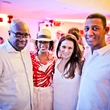 19 Emile Browne, fromleft, Pamela Ulmen and Sharon and Errol McLaughlin at A Night in Havana July 2014