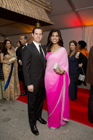 News, Shelby, Asia Society Tiger Ball, March 2015, cCris Brown, Divya Brown