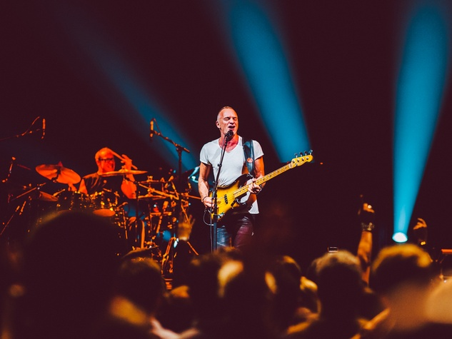 Sting at ACL Live in Austin 11