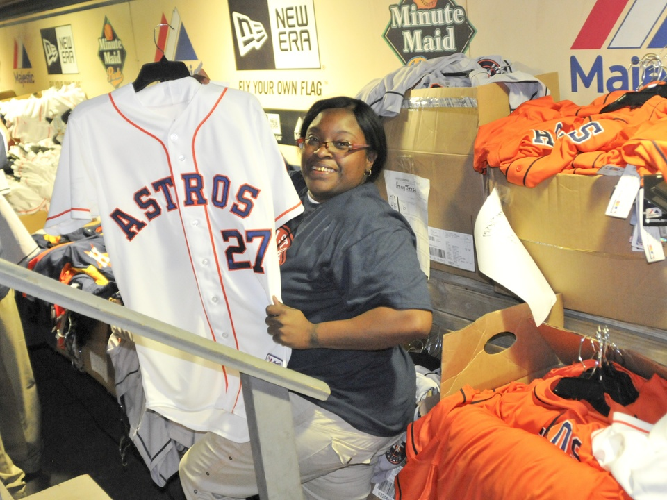 Houston Astros uniforms sale