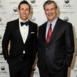 Adam Kraus, Mayor Mike Rawlings, Dallas Autumn Ball, Hotel Zaza