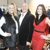 016, Nutcracker Market Saks luncheon, November 2012, Rachel Regan, Carmen Marc Valvo, Patti Murphy