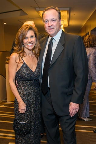 38 Janice and Tad Brown at the Houston Children's Charity Gala November 2014