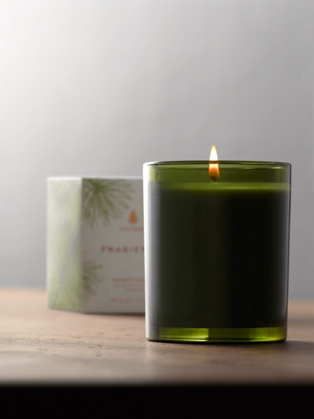 museum gift shops, gift guide, December 2012, Menil, fir candle