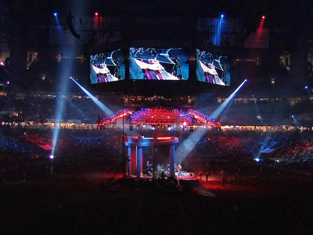 Houston Livestock Show and Rodeo Rodeo Houston concert generic