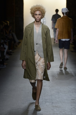 Billy Reid spring/summer 2016 runway show at New York Men's Fashion Week