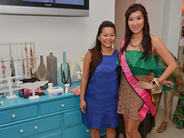 Chloe Dao And Mandy Kao Team Up For Fun Filled Ping Themed Culturemap Houston
