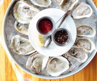 Foreign & Domestic Oysters