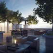 The Monroe at Bayou Park rendering March 2015 terrace