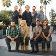 Flipping the Block cast and teams HGTV Welborn brothers