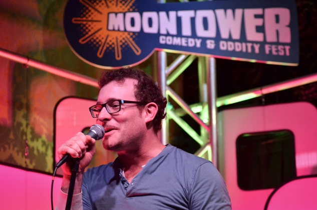 James Adomian Moontower Comedy Festival Austin Show