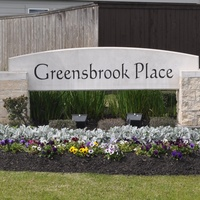 Greensbrook Place subdivision sign