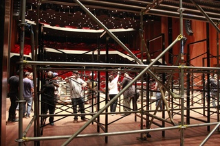 Mahler 8 stage extensions