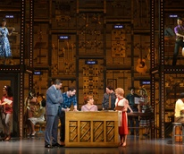 Cast of Beautiful: The Carole King Musical tour
