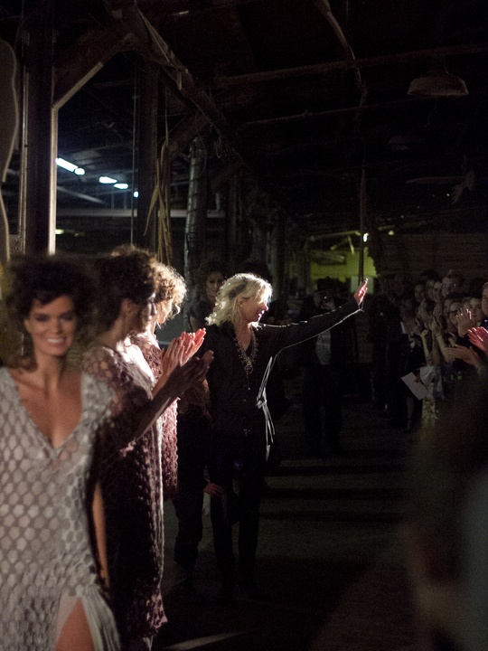 Gail Chovan Aesthetic Ghosts Fashion Show in Austin 6468