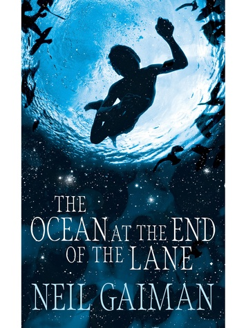 summer books The Ocean at the End of the Lane book cover