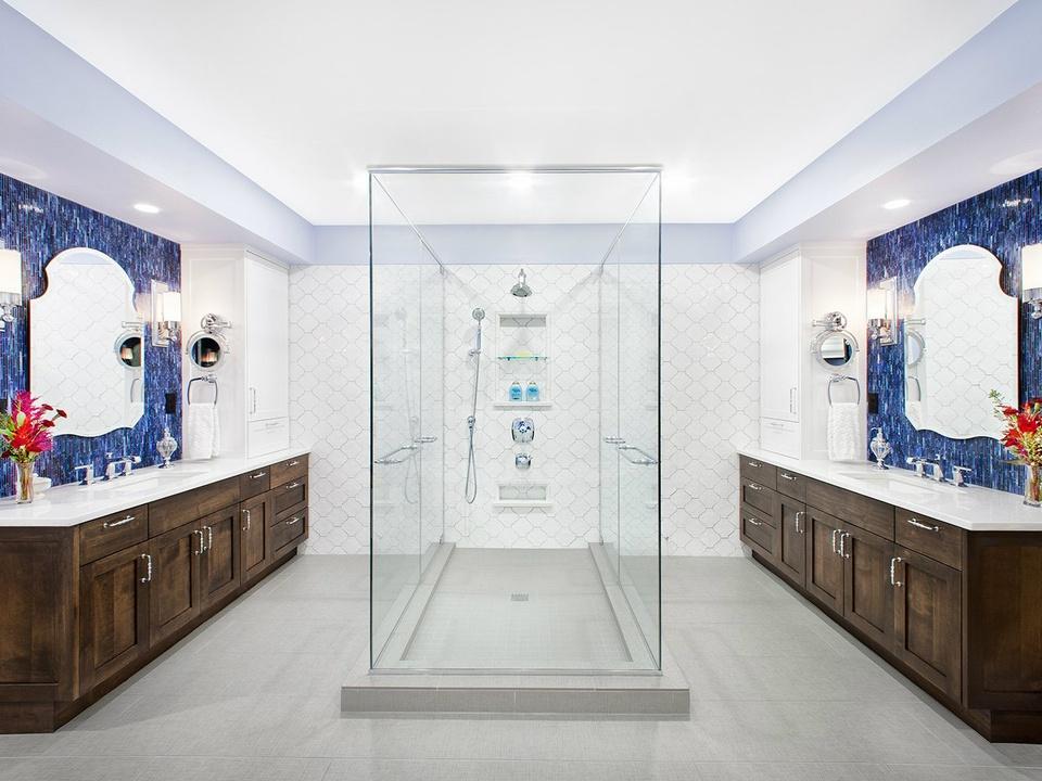 Bathroom Design Austin 7 stunning austin bathrooms bathed in stylish design - culturemap