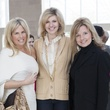 Dana Guercio, Morgan Williams, Dawn LaRonde, LLS Luncheon