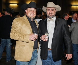 Austin Rodeo Gala 2018 Fashion Shane Bauerle Aaron Glass
