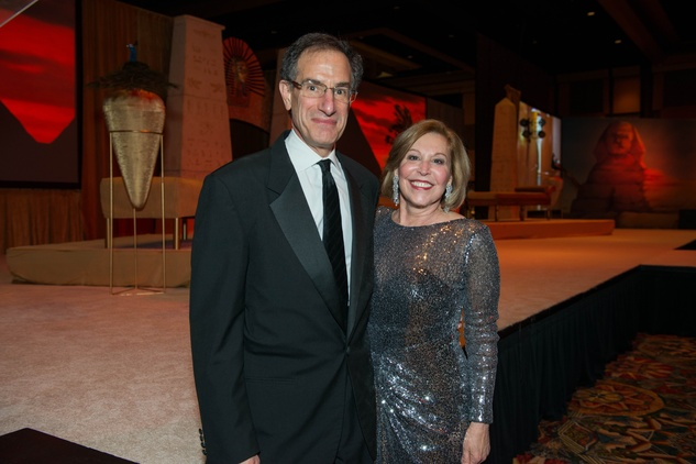 Henry and Doe Florsheim at the Winter Ball January 2015