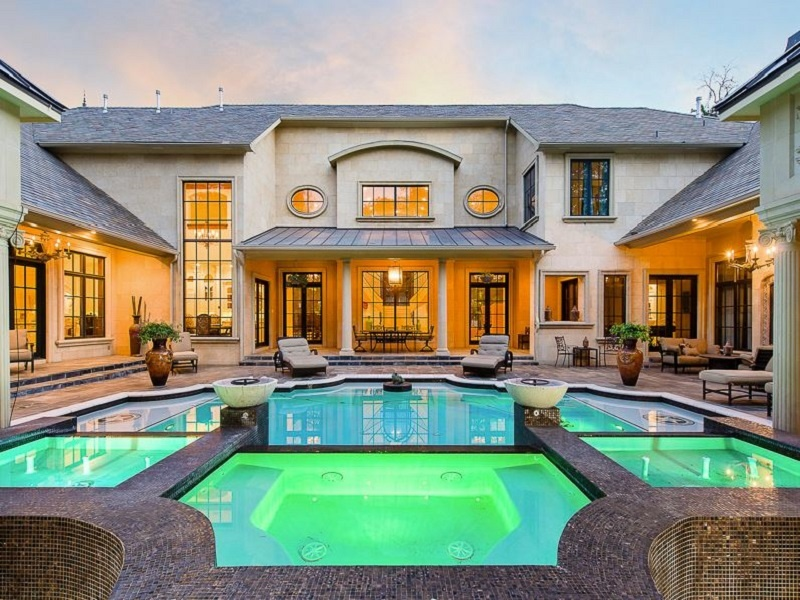Slideshow most expensive home rental in texas costs for Most expensive house in dallas