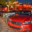 27 Lexus and the venue at the CultureMap Social at Boheme September 2014
