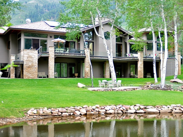 Aspen July 2012, Home of Clayton and Sheldon Erikson in Aspen