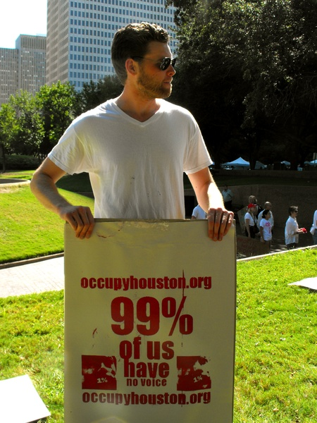 Occupy_Houston_Silent_Protest_Patrick_McSwain