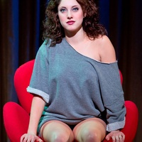Flashdance The Musical Houston May 2013 Jillian Mueller as Alex