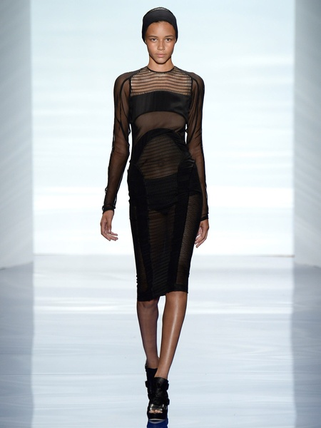 Slideshow: Vera Wang gets sporty with spring 2014 collection and ...