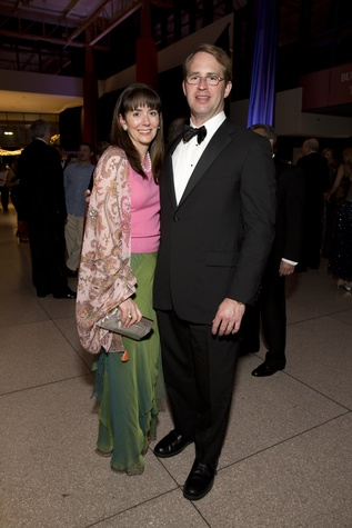 Museum of Natural Science gala, March 2016, Kelly Hamman, Russell Hamman