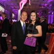 Hao Nguyen and Katherine Le at the March of Dimes Signature Chefs event October 2014