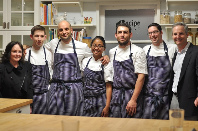 Common Bond chefs and owners