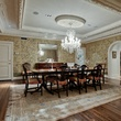 Dining room at 9823 Preston Rd. in Dallas