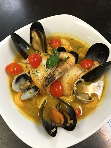 Arcodoro HRW seafood soup