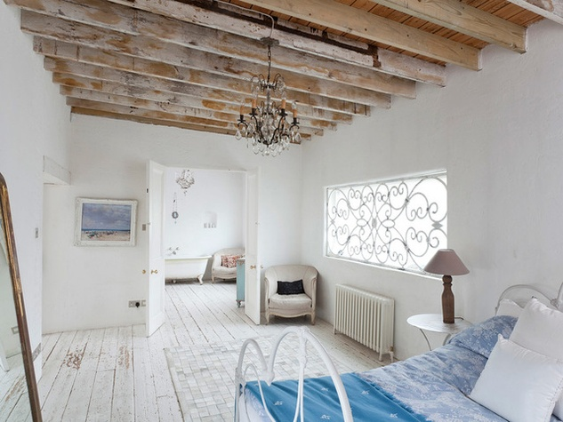 6 decorating tips to a create a modern-rustic bedroom - CultureMap ...