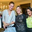 12 Lauren Baughman, fom left, Kelly Stinnett and Maryam Afshari at the Baanou trunk show December 2013