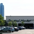 Central Market on Westheimer with cars in parking lot